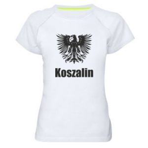 Women's sports t-shirt Koszalin