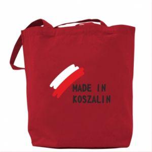 Torba Made in Koszalin