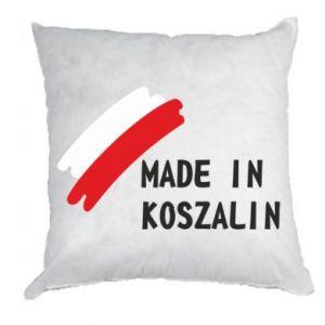Poduszka Made in Koszalin