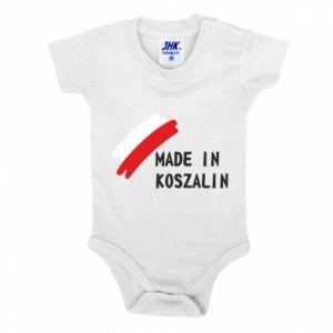 Body dziecięce Made in Koszalin
