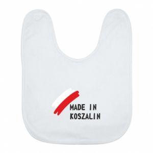 Śliniak Made in Koszalin