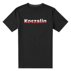 Men's premium t-shirt Koszalin