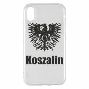 Etui na iPhone X/Xs Koszalin