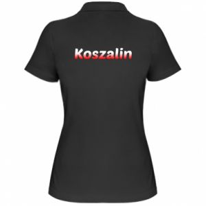 Damska koszulka polo Koszalin