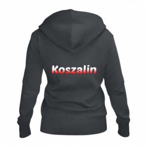 Damska bluza na zamek Koszalin