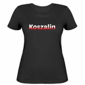 Damska koszulka Koszalin