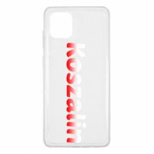 Samsung Note 10 Lite Case Koszalin