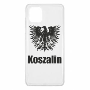 Samsung Note 10 Lite Case Koszalin
