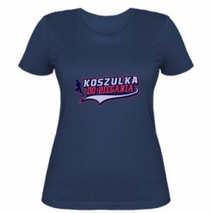 Damska koszulka Koszulka do biegania
