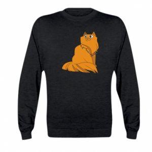 Kid's sweatshirt Christmas cat
