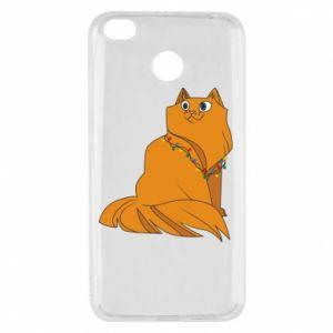 Xiaomi Redmi 4X Case Christmas cat