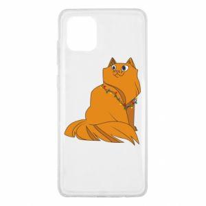 Samsung Note 10 Lite Case Christmas cat