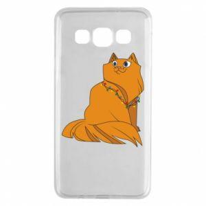 Samsung A3 2015 Case Christmas cat