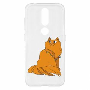 Nokia 4.2 Case Christmas cat