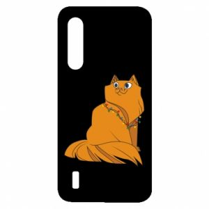 Etui na Xiaomi Mi9 Lite Kot bożonarodzeniowy
