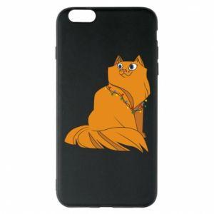 iPhone 6 Plus/6S Plus Case Christmas cat