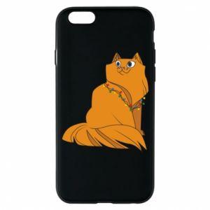 iPhone 6/6S Case Christmas cat