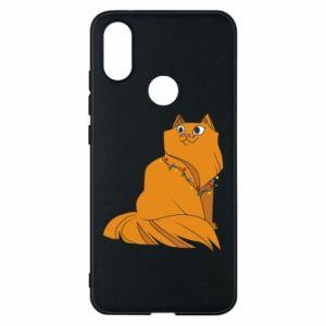 Xiaomi Mi A2 Case Christmas cat