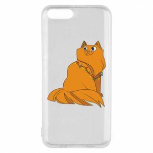 Xiaomi Mi6 Case Christmas cat