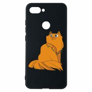 Xiaomi Mi8 Lite Case Christmas cat