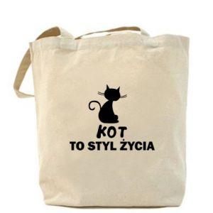 Torba Kot to styl życia