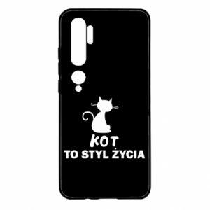 Etui na Xiaomi Mi Note 10 Kot to styl życia