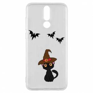 Phone case for Huawei Mate 10 Lite Cat in a hat - PrintSalon