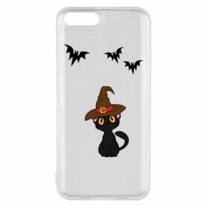 Phone case for Xiaomi Mi6 Cat in a hat - PrintSalon
