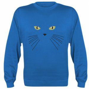 Sweatshirt Muzzle Cat