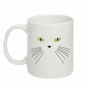 Mug 330ml Muzzle Cat