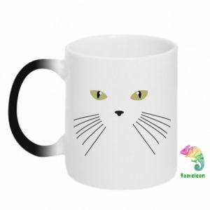 Magic mugs Muzzle Cat