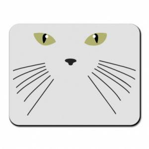 Mouse pad Muzzle Cat