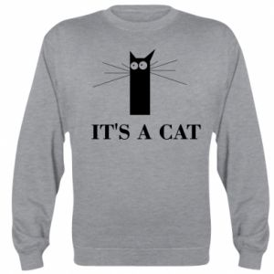 Sweatshirt It's a cat