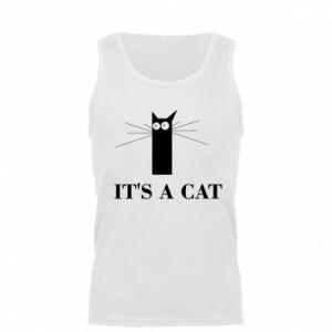 Męska koszulka It's a cat