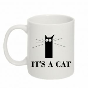 Mug 330ml It's a cat