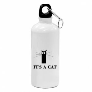 Water bottle It's a cat