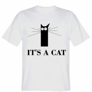 T-shirt It's a cat