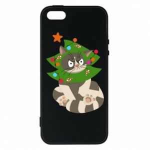 Phone case for iPhone 5/5S/SE Cat