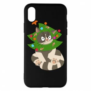 Phone case for iPhone X/Xs Cat