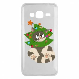 Phone case for Samsung J3 2016 Cat