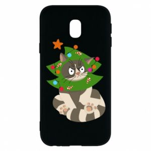 Phone case for Samsung J3 2017 Cat