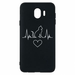 Phone case for Samsung J4 Cat