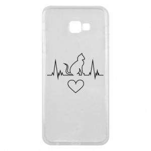 Phone case for Samsung J4 Plus 2018 Cat