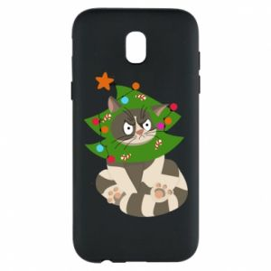 Phone case for Samsung J5 2017 Cat