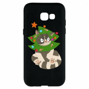 Phone case for Samsung A5 2017 Cat