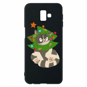 Phone case for Samsung J6 Plus 2018 Cat