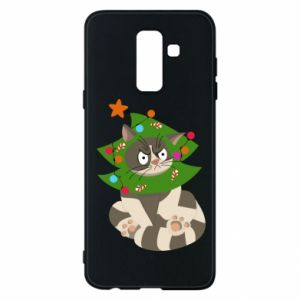 Phone case for Samsung A6+ 2018 Cat