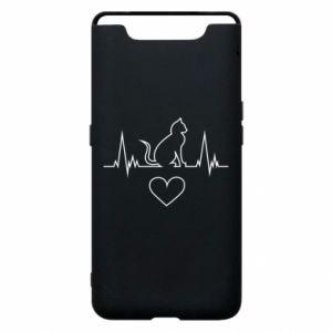 Samsung A80 Case Cat