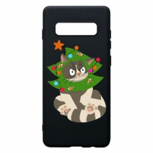 Phone case for Samsung S10+ Cat