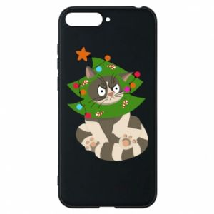 Phone case for Huawei Y6 2018 Cat